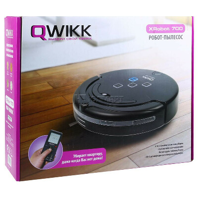 робот-пылесос Qwikk XRobot 700