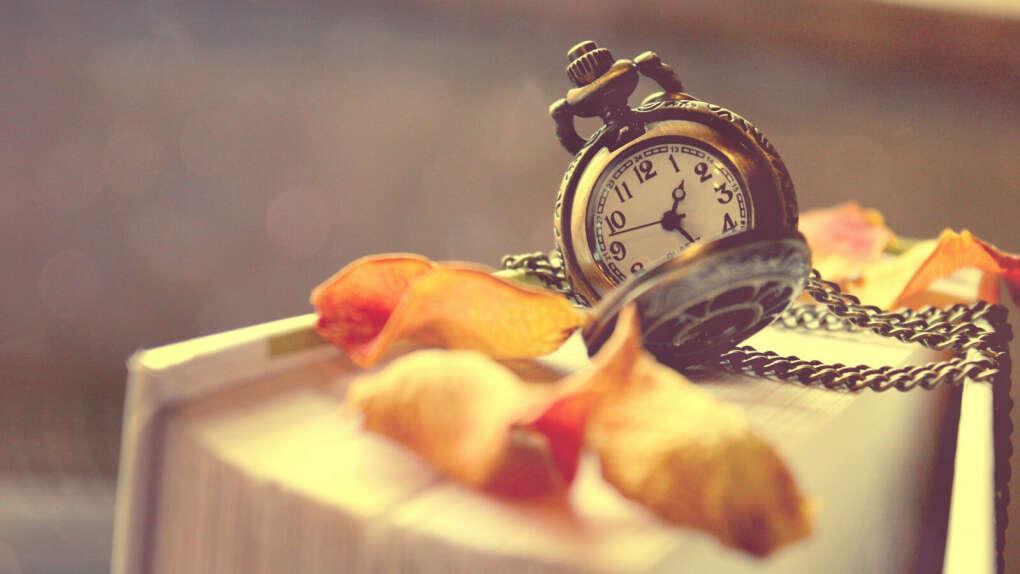 Остановить время.