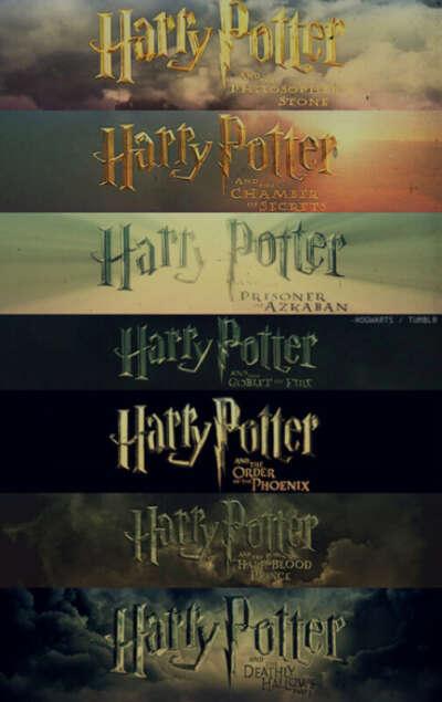 Пересмотреть все части Гарри Поттера