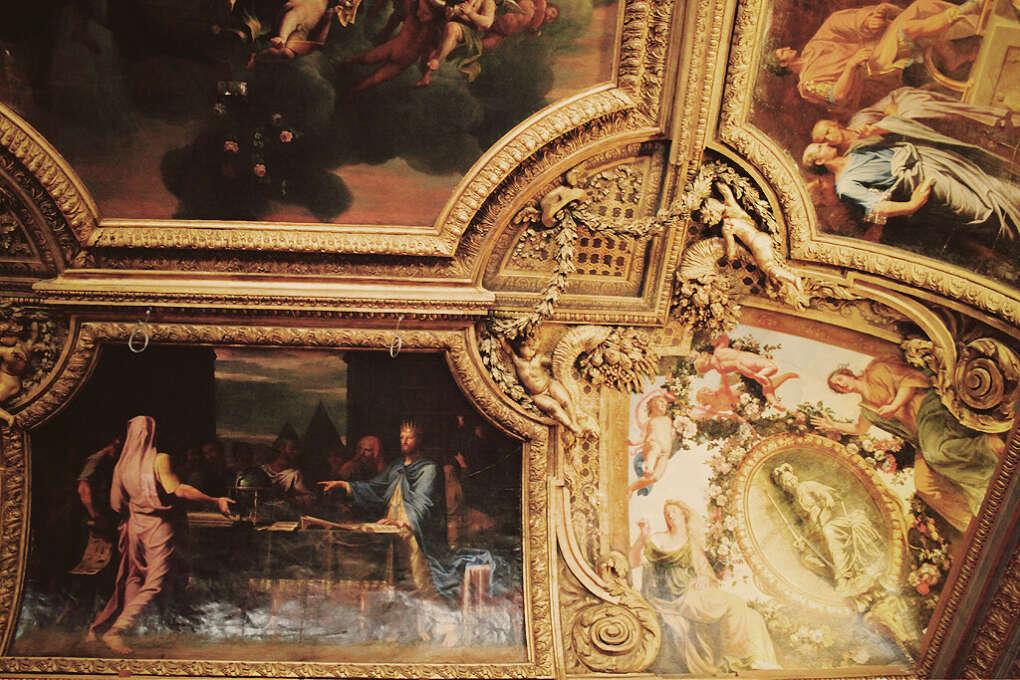 побывать в Версале