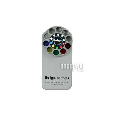Набор цветных линз Fotololo F-041 Holga для iPhone 4 / 4S