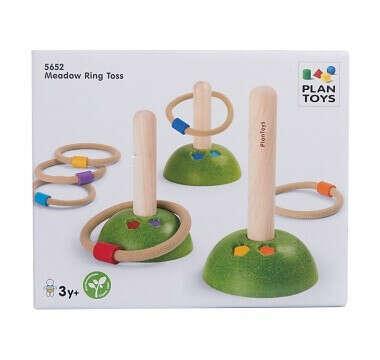 Кольцо для кидания, Plan Toys