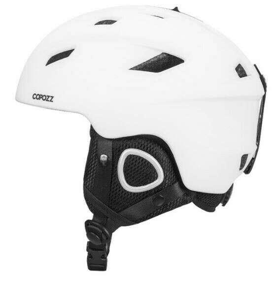 Шлем для сноуборда белый