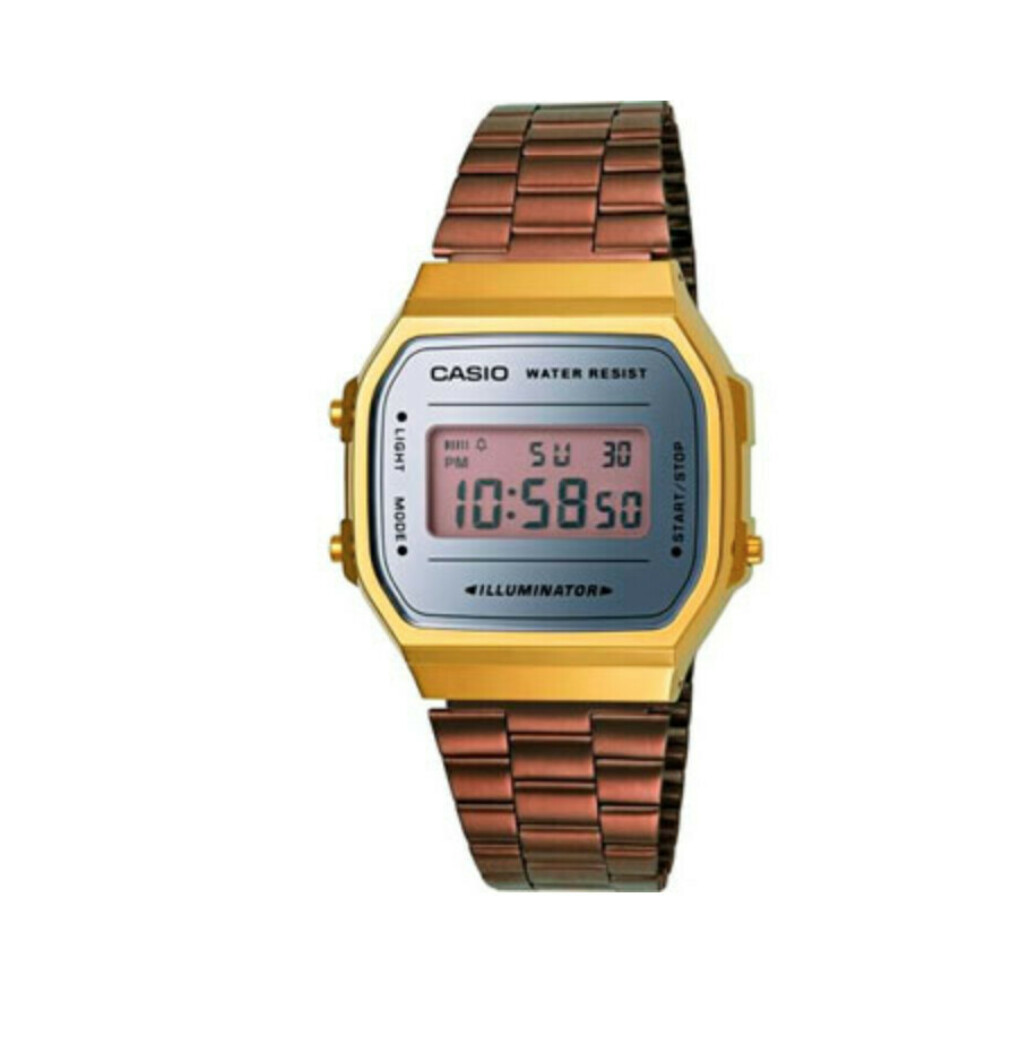 Casio Digital A-168WECM-5E