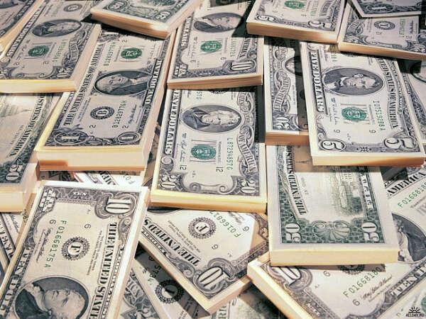 много денег)