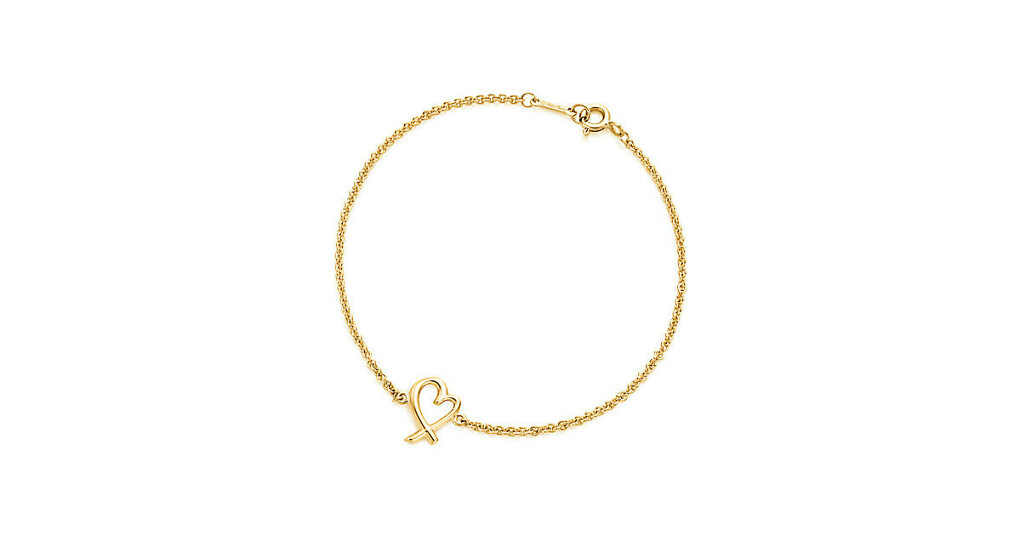 Tiffany & Co. -  Paloma Picasso®:Браслет Loving Heart