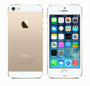 Телефон Apple iPhone 5S Gold 32Gb