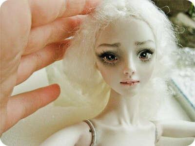 Сделать шарнирную куклу собственными руками