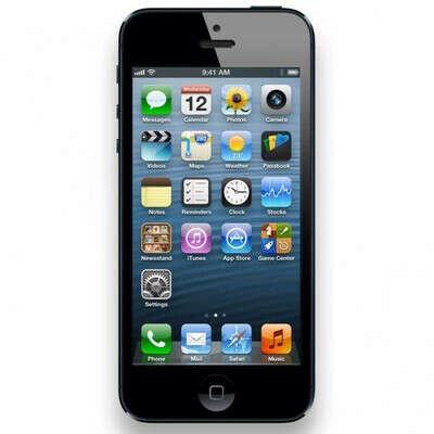 Сотовый телефон Apple iPhone 5 16Gb Black
