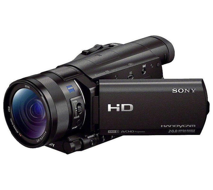 Камера  FDR-AX700 4K HDR