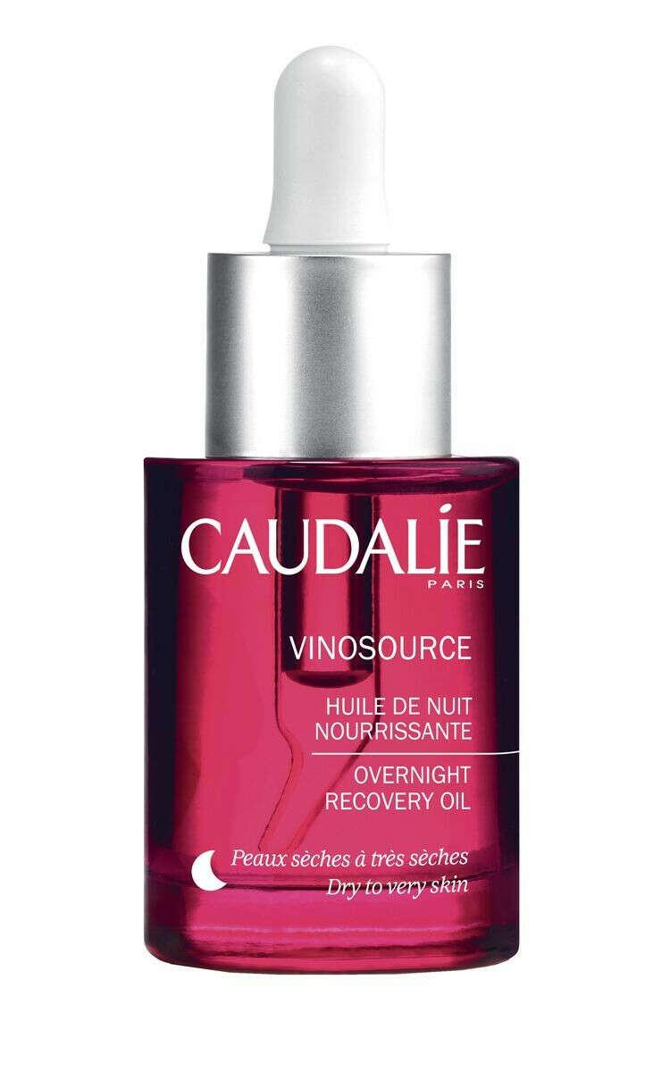 """Caudalie Ночное восстанавливающее масло """"Vinosource"""" для лица"""