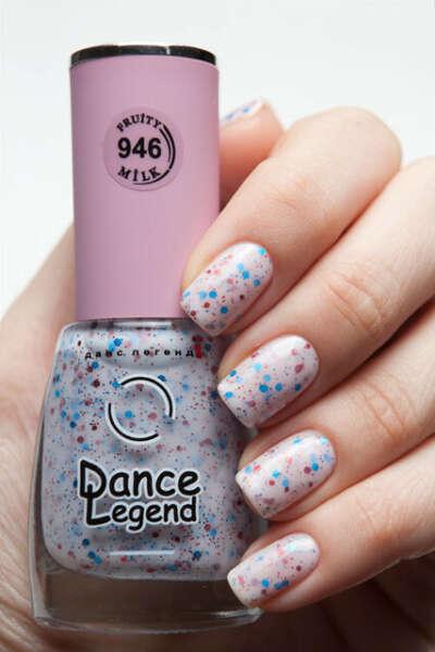 Dance Legend / Sugar Glaze