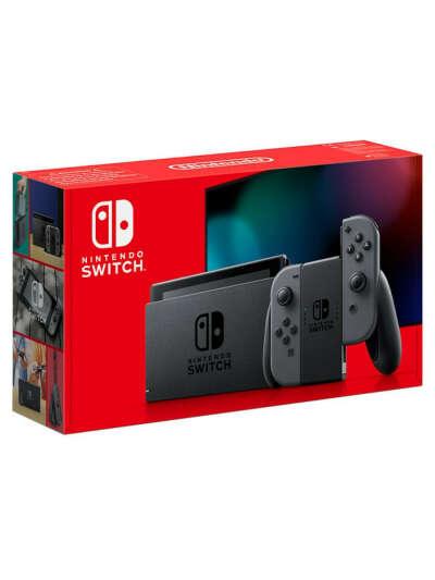Игровая приставка Nintendo Switch, NINTENDO