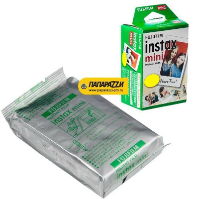 Пленка Fujifilm Instax Mini - 10 шт.