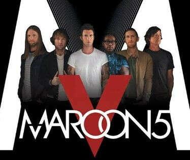 Билет на концерт Maroon 5