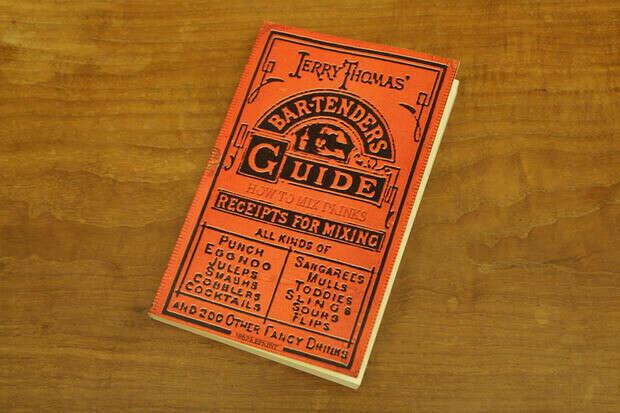 Bartender's Guide 1862г Джерри Томаса