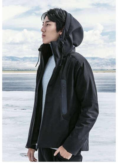 Куртка с подогревом от Xiaomi