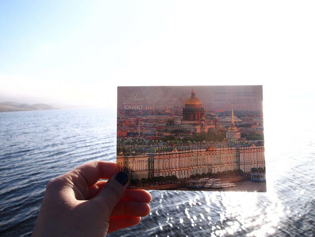 Я хочу в Санкт-Петербург
