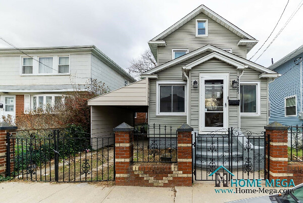 ONE FAMILY FOR SALE IN LAURELTON, QUEENS NY 11413. FULLY DETACHED & BEAUTIFULLY RENOVATED, A MUST SEE!