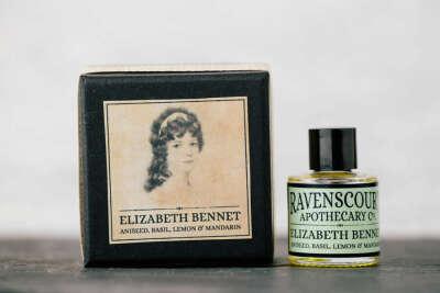Elizabeth Bennet - Ravenscourt Apothecary