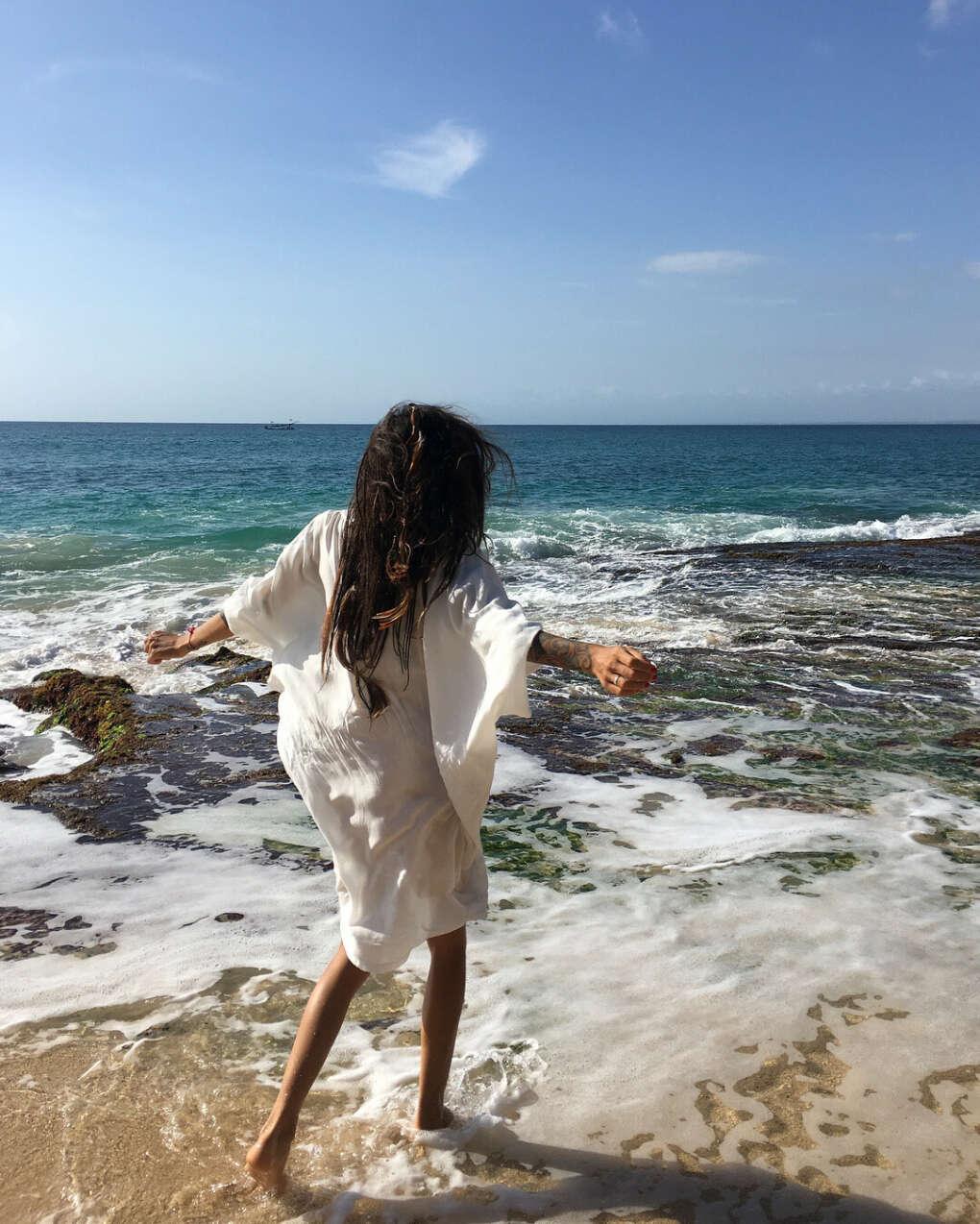Прикоснуться к океану