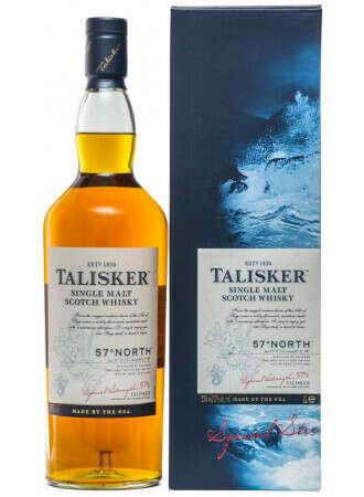 Виски Talisker 57 North 0,7 л - купить в Киеве, цена 2554 грн | Goodwine.com.ua