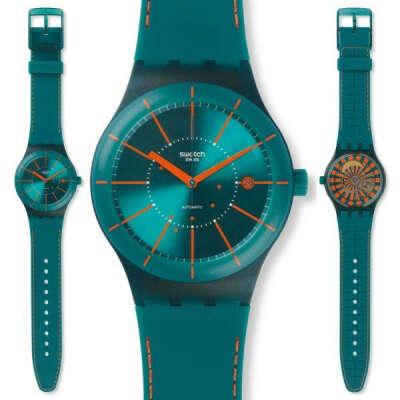 Часы Swatch SISTEM GREEN (SUTG400)
