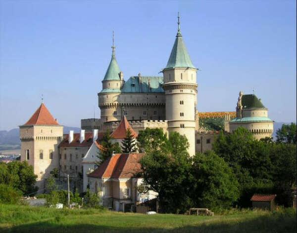 Побывать в Словакии