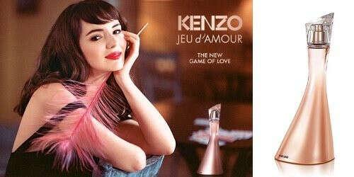 Туалетные духи KENZO Jeu d'Amour