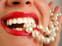 Отбелить зубки!