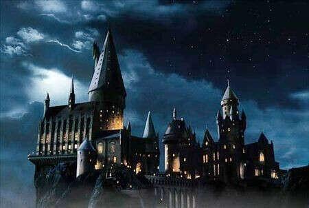 хочу в Хогвартс