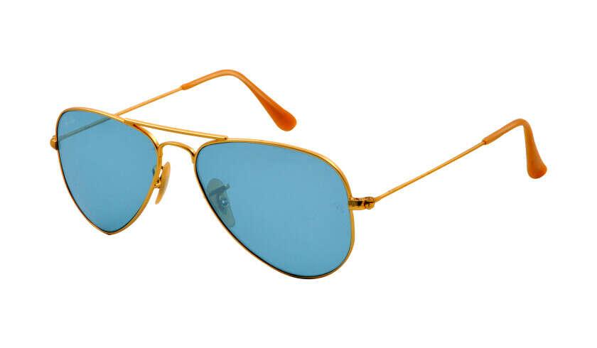 Ray-Ban RB3044 Aviator ™ Small Metal Sunglasses