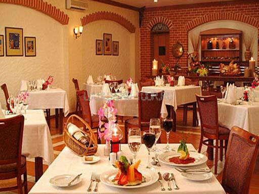 Пообедать в итальянском ресторане