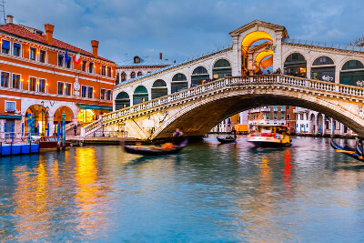 Побывать в Венеции (Италия)