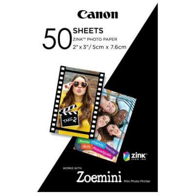 Фотобумага Canon Zink для Zoemini 50 листов (3215C002)