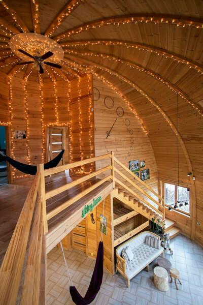 посетить купольный дом на лосином острове
