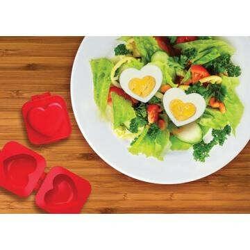Форма для яйца 'Cердце'