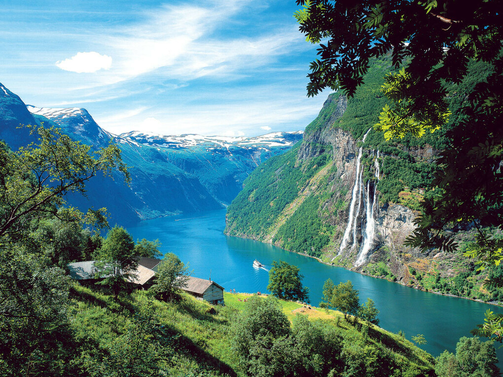 Путешествие по норвежским фьордам