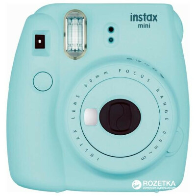 Камера моментальной печати Fujifilm Instax Mini 9 Ice Blue
