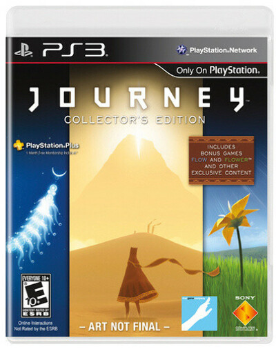 Journey Collector's Edition (PS3)