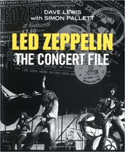 Dave Lewis - Led Zeppelin: The Concert File