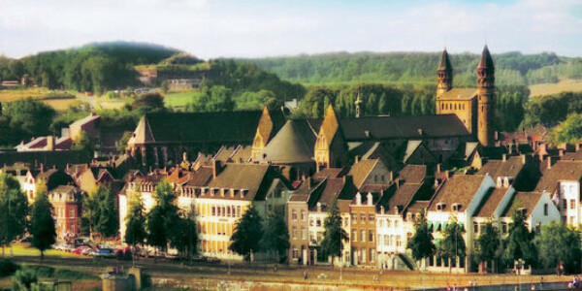 Посетить Люксембург