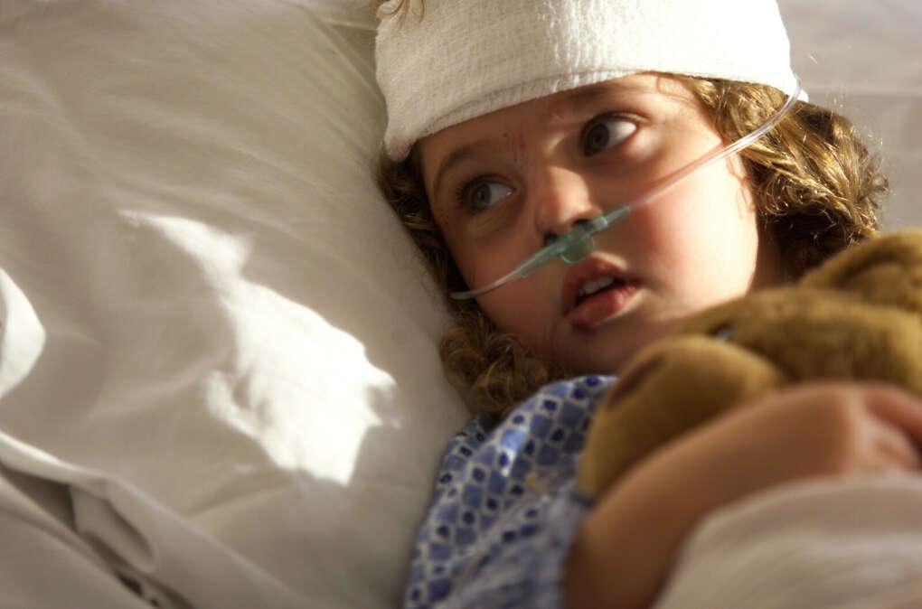 чтобы все больные детки однажды утром проснулись здоровыми