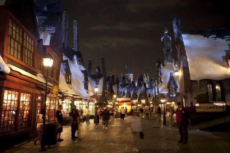 Парк развлечений «Волшебный мир Гарри Поттера» в Орландо