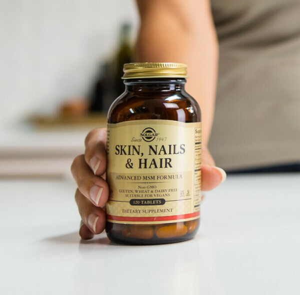 Витамины Solgar Skin, Nails & Hair