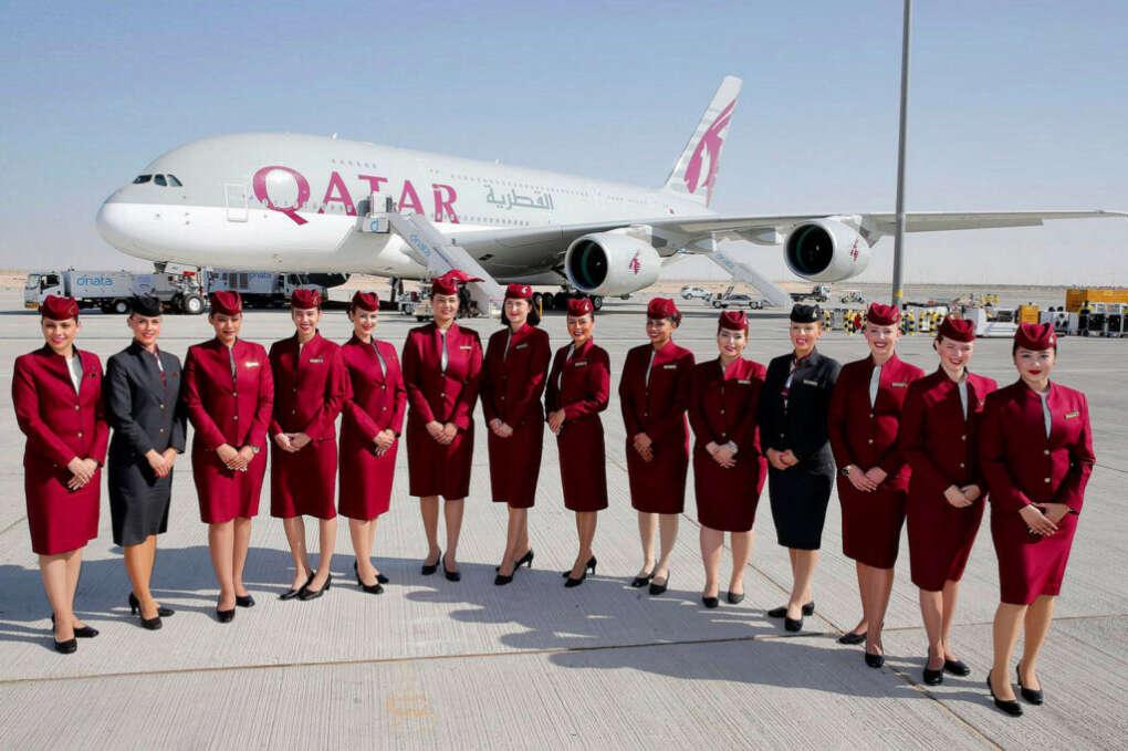 Полетать на Qatar Airways