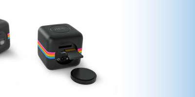 Polaroid Cube   polaroid.com
