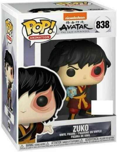 Funko POP Zuko
