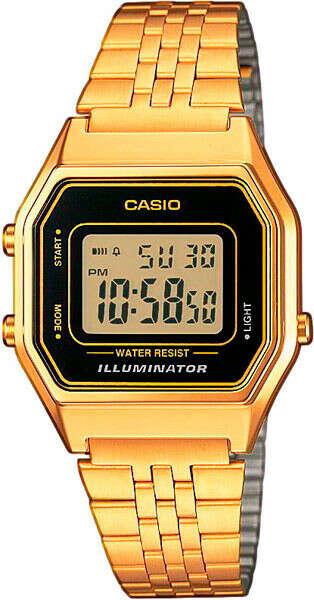 Японские наручные часы Casio Vintage
