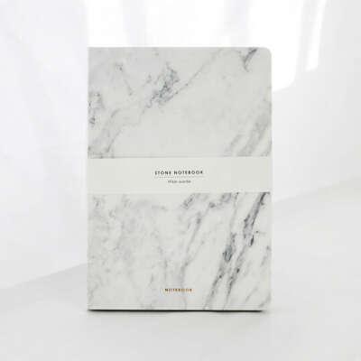 Блокнот White Marble
